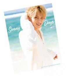 J-JUN OFFICIAL PHOTO BOOK Vol.1【通常版】